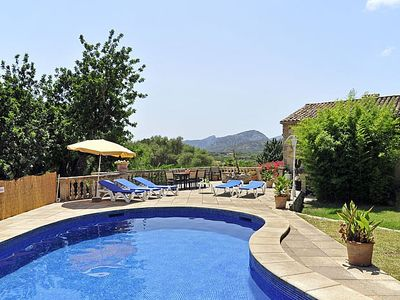 Photo for Wonderfull Villa , With Private Pool And Mountain Views for summer or winter!