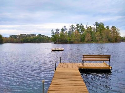 Photo for WHISPERS OF THE WILDERNESS - Minocqua Area Lake Home