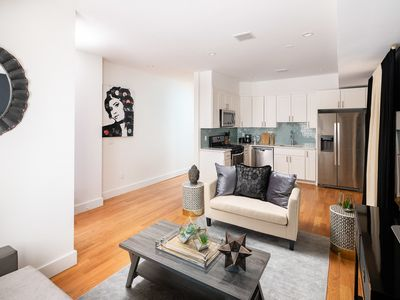 Photo for Amazing Apt Sleeps Up To 8 Guests 15 Min From NYC