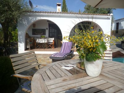Photo for A pleasant little house in the mountains with beautiful views of the Costa Del Sol