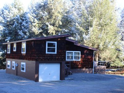 Photo for 3BR Cabin Vacation Rental in Laporte, Pennsylvania