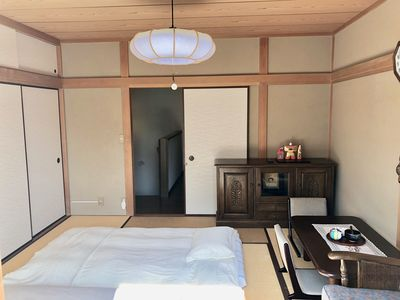 Photo for B & B *** Tatami Room ***