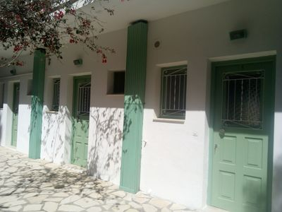 Photo for 1BR Studio Vacation Rental in Paxos