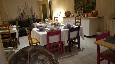 Photo for Welcome to Nilautpala guest house, in the heart of St Jean de Maurienne