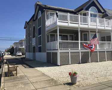 Photo for Beautiful home on Gold Coast of OCNJ, 3-minute walk to beach, 3BR, 2BA, Sleeps 8