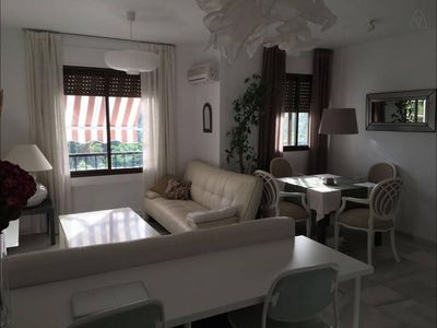 Photo for Anjara 1  apartment in Nueva Andalucia with WiFi, air conditioning, private roof terrace, balcony &…