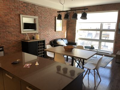 2 bedrooms unit @ old MONTREAL