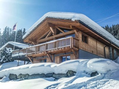 Photo for Chalet Number 58 luxury chalet for up to 12 people with 10% skipass discount