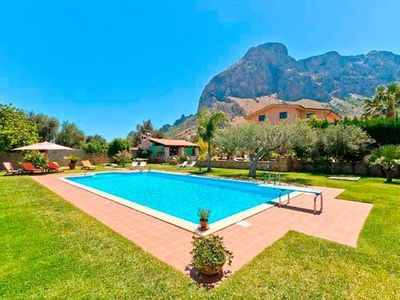 Photo for Holiday house for 10 guests with 320m² in Cinisi (93560)