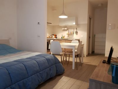 Photo for ROMAGNA RESIDENCE Fully equipped ground floor studio