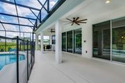 Bella Vida Resort 10 - Contemporary villa with private screened pool near Disney