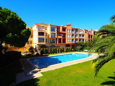 Photo for Apartment in Empuriabrava near the center and the sea