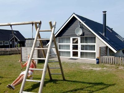 Photo for Cozy Holiday Home in Harboøre near North Sea and Beach