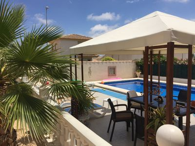 Photo for Luxury 3 bedroomed Private Detached Villa With Own Pool, and free WiFi