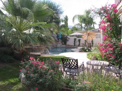 Photo for NEW! Indian Wells South Facing Private Gated Home With Pool