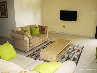 Photo for Luxury Fully Furnished 3 Bedroom apartment in a Serene residential area in