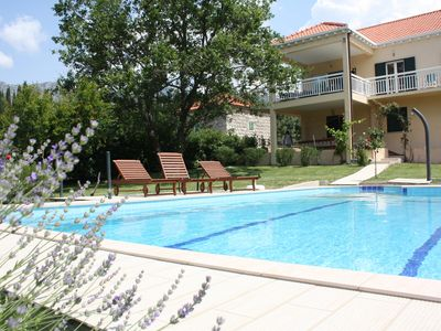 Photo for Villa Petra with pool