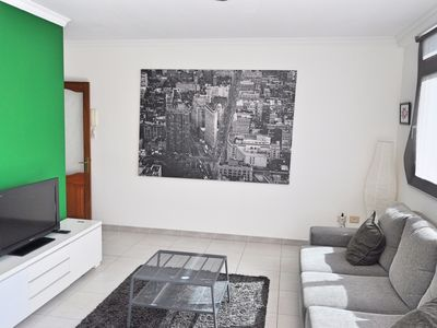 Photo for Flatguest Nice Canteras - 2BDR + WiFi + Balcony