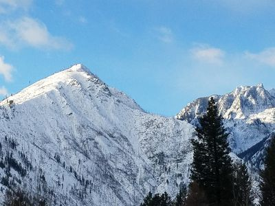 Photo for Wonderful home in the Icicle Valley, two miles from downtown Leavenworth