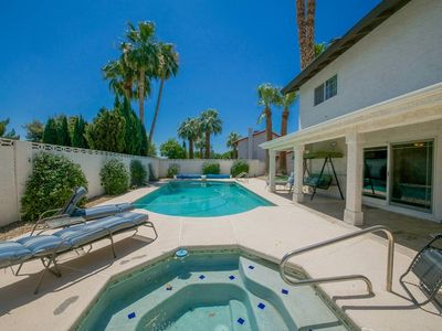 Photo for Sleeps 18! Luxurious 5BR near Las Vegas Strip!