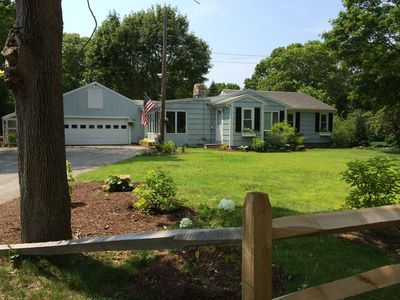 Photo for Cape Cod Charmer For Weekly Rentals, Sat - Sat