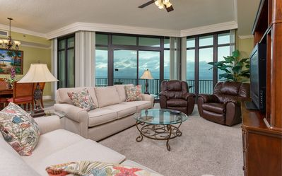 Photo for Phoenix West 2506 - Three bedroom Beach Front Condo