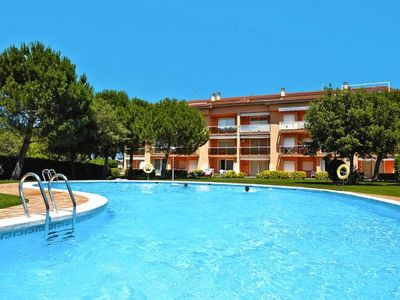 Photo for Apartments Sa Guilla II, Playa de Pals  in Um Girona - 4 persons, 2 bedrooms