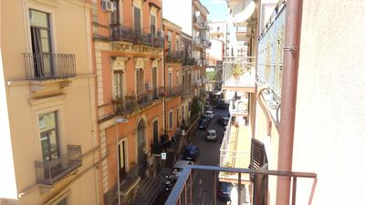 Photo for Freedom House Catania center apartment ideal for 4 people Free Wi-Fi