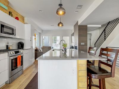 Photo for Sleek & Modern Townhome in Heart of Denver