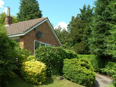 Photo for A Comfortable, Spacious Self-Catering Bungalow Near Ledbury, Herefordshire