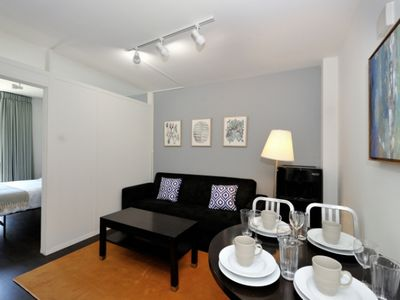 Photo for Monthly Vibrant And Stylish 2BR Apartment
