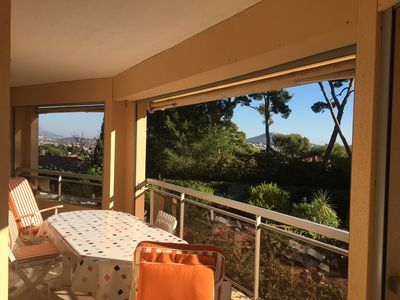 Photo for APPARTEMENT OF 90 M2 ALL A PIED PLAGE, PORT AND COMMERCES, T4 / 6 PERS