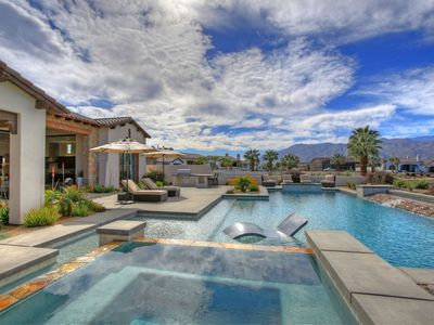 Photo for Spectacular Designer Home with Mountain, Lake & Golf Course View