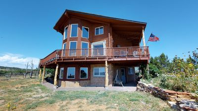 Photo for Majestic Family Cabin w/stunning views!