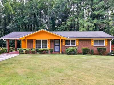 Photo for NEW! Charming Home w/Large Yard - Mins to Atlanta!