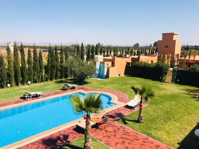 Photo for Luxury villa in Marrakech
