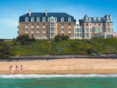 Photo for Residence Reine Marine, St. Malo  in Ille et Vilaine - 6 persons, 2 bedrooms