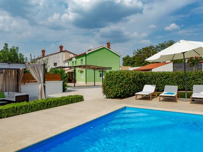 Photo for Comfortable Villa Deal with Private Pool  and Fenced Garden