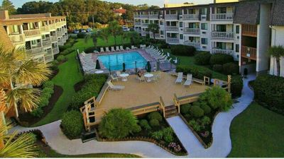 Photo for Awesome Ocean and Pool View 2 BR/2 BA ⭐️Ocean Forest Villas B211