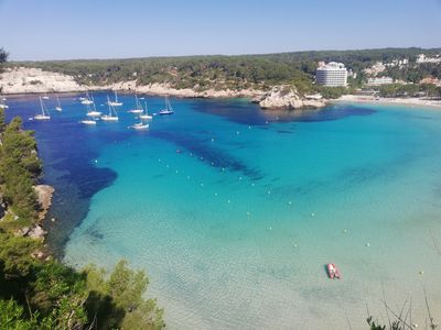 Photo for 2BR Apartment Vacation Rental in Cala Galdana, PM