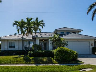 Photo for DIP576 - Gorgeous 3 OR 4 Bedroom Waterfront Home, close to Tigertail