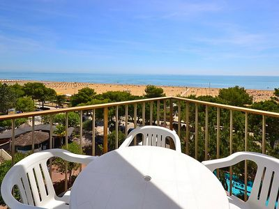 Photo for Apartment in Lignano Sabbiadoro with Lift, Parking (291455)