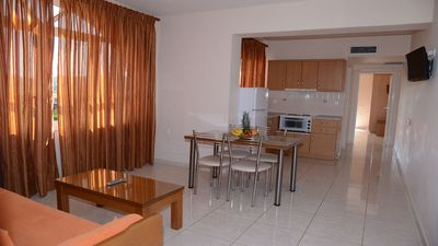 Photo for No 8  One Bedroom Apartment ( Top Floor) 4 people