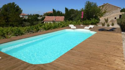 Photo for JULY PROMOTION: House in the heart of the Dentelles de Montmirail