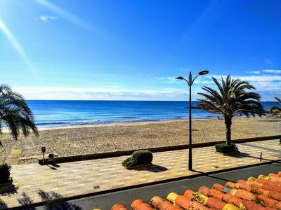 Photo for APARTMENT IN VALENCIA WITH SEA VIEWS