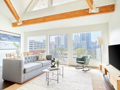 Photo for Sonder | Baltimore Place | 2BR Penthouse