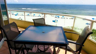 Photo for New To VRBO, Pet Friendly, Updated, 2 Bedroom 2 Bath, Directly On The Beach ~Picard Realty Rentals