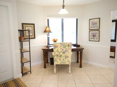 Photo for New Listing! Beautiful Pool/spa home near Beaches/Dining and Shopping!