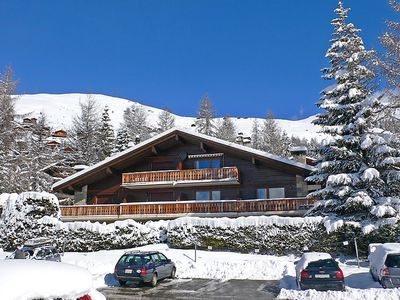 Photo for Apartment Le Mandarin in Verbier - 4 persons, 2 bedrooms