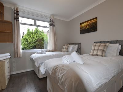 Photo for SIghthill Luxury Villa. Ground Floor 3 bedroom apartment